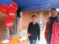 Lisa Mailahn gewinnt im Ballonwettfliegen